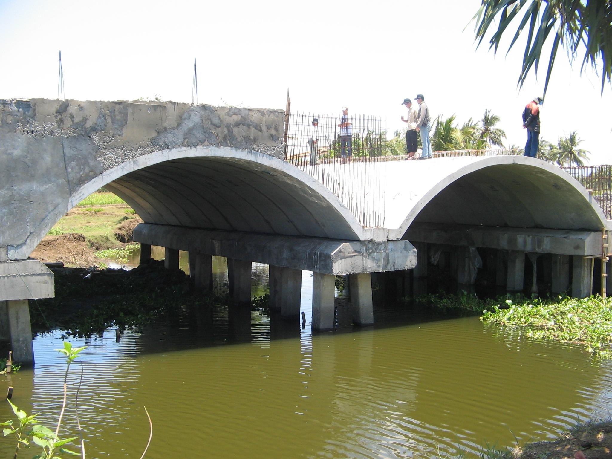 Arch Culvert