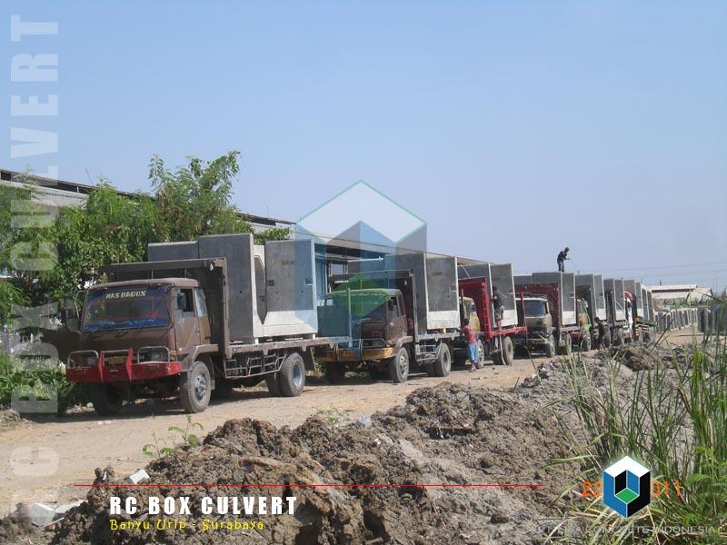 Box Culvert Banyu Urip Surabaya