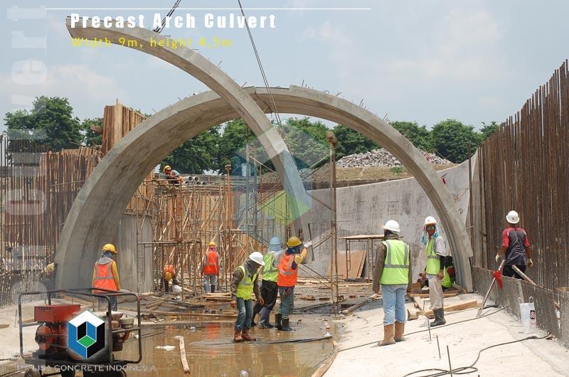Arch Culvert Jogjakarta